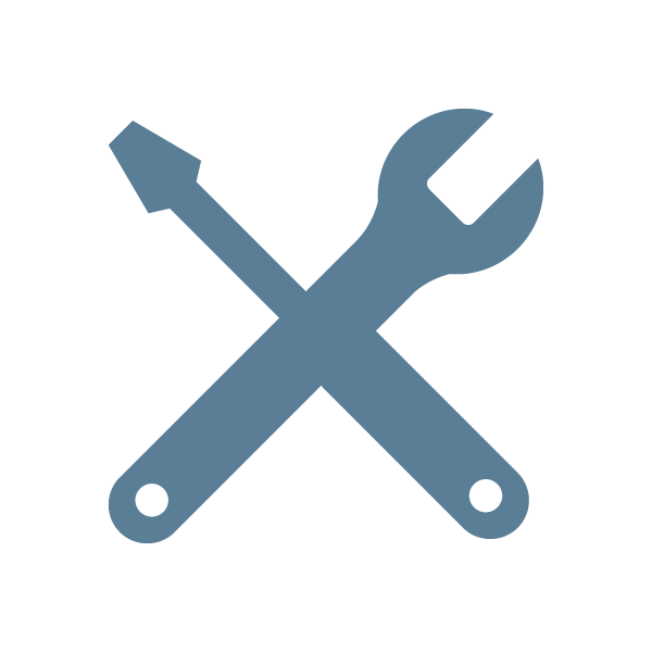 component repair and overhaul icon