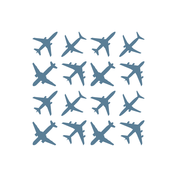 Aircraft Storage Icon