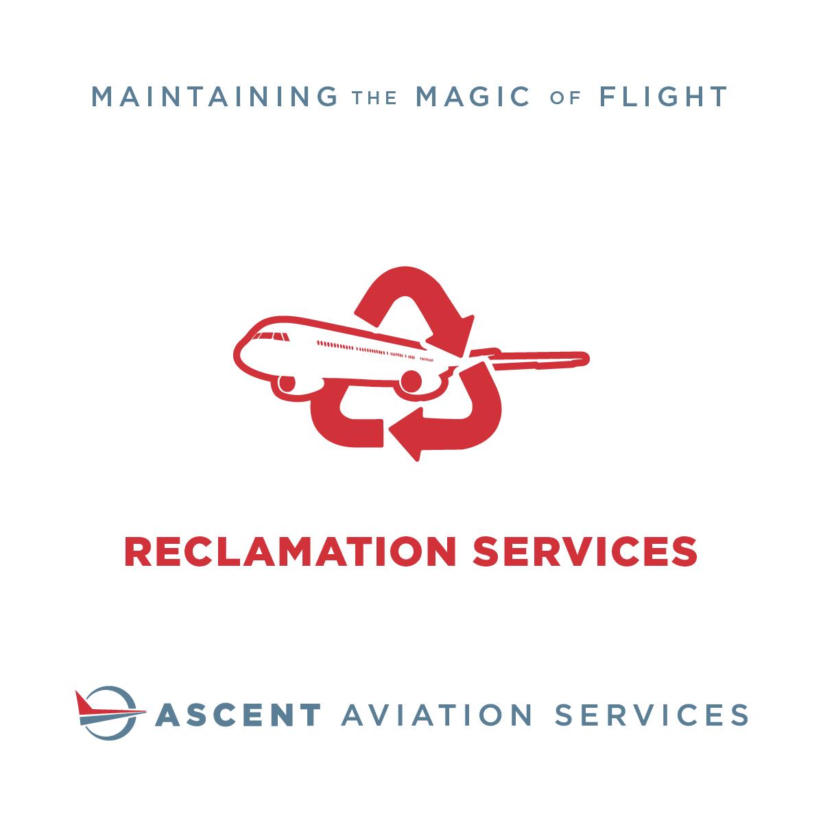 reclamation ascent aviation services. Black Bedroom Furniture Sets. Home Design Ideas